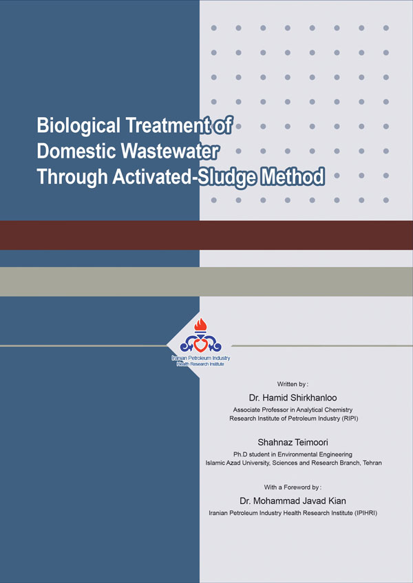 Biological Treatment of domestic wastewater through activated-sludge method
